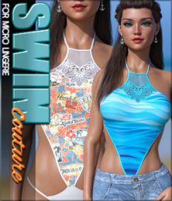 SWIM Couture for Micro Lingerie G8F