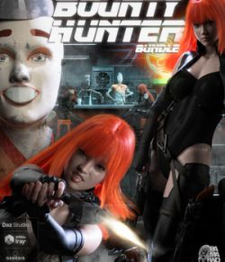 Bounty Hunter Bundle For DS