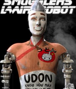 Smugglers Lair Robot for DS
