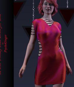 dForce Trendy Club Dress for G8F