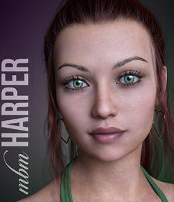 MbM Harper for Genesis 3 & 8 Female