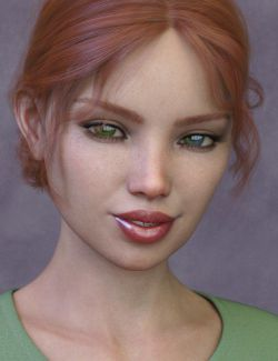 Teen Bianca HD for Genesis 8 Female