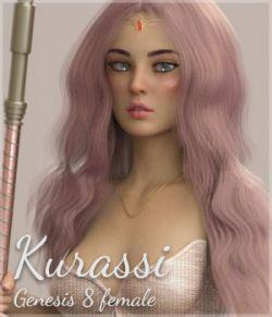 Kurassi for Genesis 8 Female