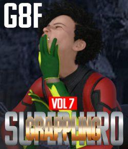 SuperHero Grappling for G8F Volume 7