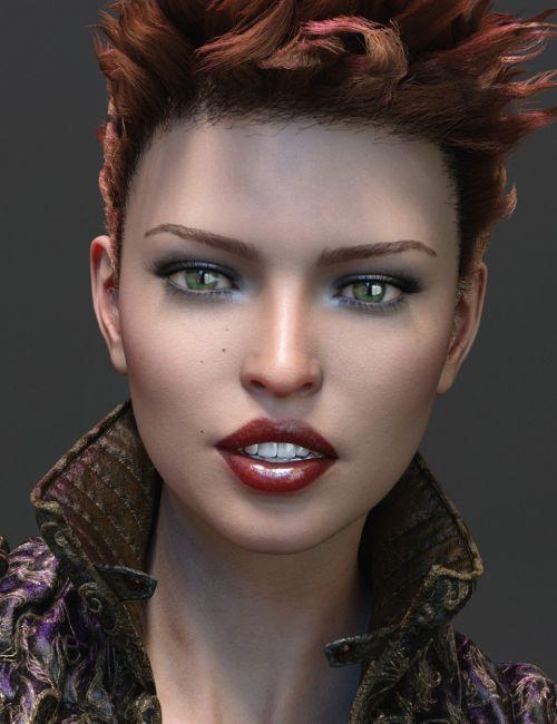 Evlin HD for Genesis 8 Female