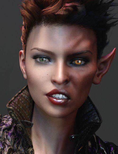 Demonic Evlin HD Add On for Evlin HD