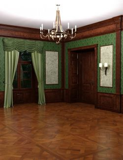 A Touch of Classicism Room