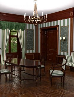 A Touch of Classicism Furniture Textures
