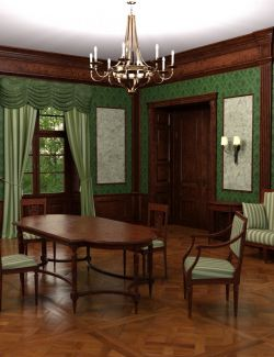 A Touch of Classicism Furniture