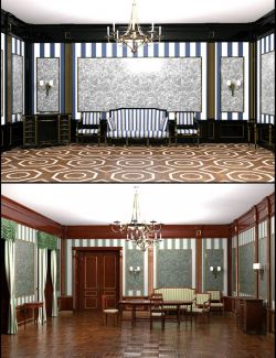 A Touch of Classicism Room Textures