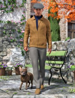 Soldat Outfit for Genesis 8 Male(s)