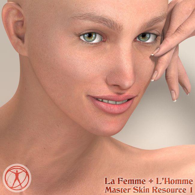 La Femme + L'Homme - Master Skin Resource 1