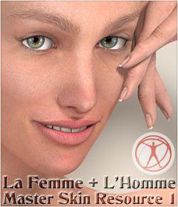 La Femme + L'Homme- Master Skin Resource 1