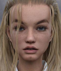 KrashWerks LAYNIE for Genesis 8 Female