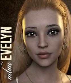 MbM Evelyn for Genesis 3 & 8 Female