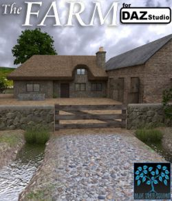 The Farm for Daz Studio