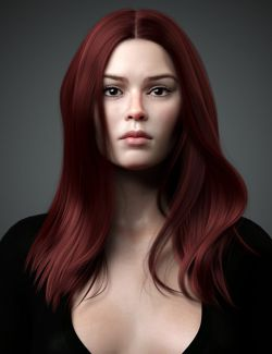 Lynna Hair For Genesis 8 Female(s)