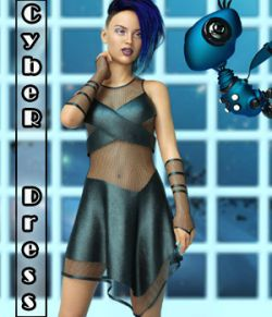 Cyber Dress for G8F