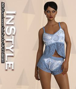 InStyle - JMR dForce Lavoes Satin Set for G8F