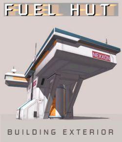 Fuel Hut FBX - Extended License