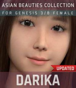 Darika G3G8F for Genesis 3 and 8 Female