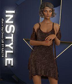 InStyle- dforce Slip Dress G8F
