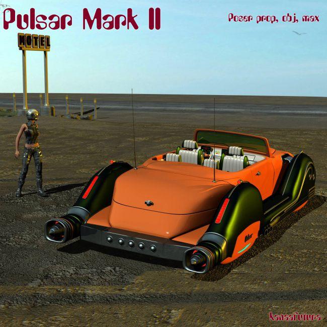 Pulsar Mark II Poser prop