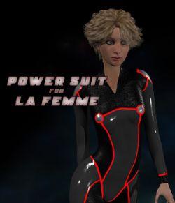 Power Suit for La Femme