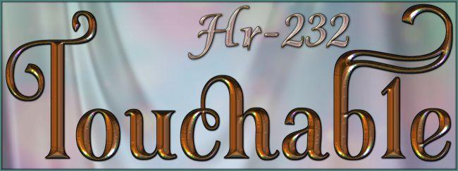 Touchable Hr-232