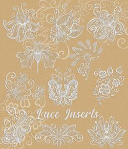 Lace Inserts