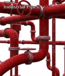 Photo Props: Industrial Pipes