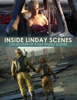 Inside Linday's Daz Studio Iray Scenes