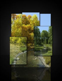 UltraScenery - Realistic Landscape System