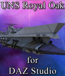 UNS Royal Oak for DAZ Studio