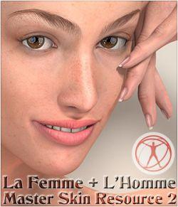 La Femme + L'Homme - Master Skin Resource 2
