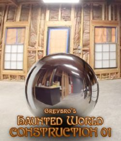 Greybro's Haunted World - Commercial Build 01 HDRI
