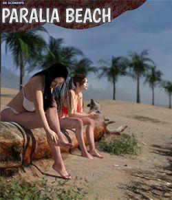 3D Scenery: Paralia Beach
