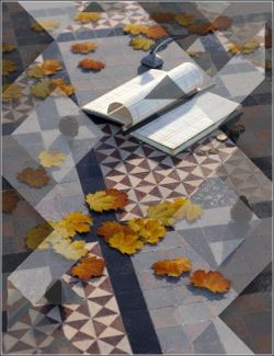 Medieval Church Floor Tile Iray Shaders Vol 1