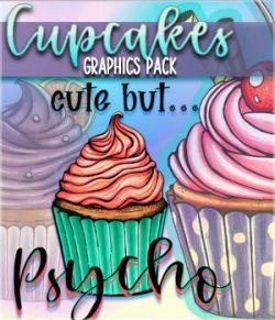 SV Cupcake Graphics Pack