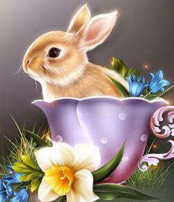 Moonbeam's Hoppy Easter