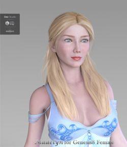 Madelyn for Genesis 8 Female