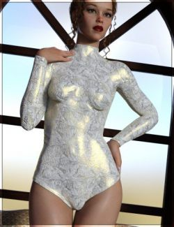 BodySuit Xfashion for Genesis 8 Female
