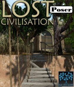 Lost Civilisation for Poser
