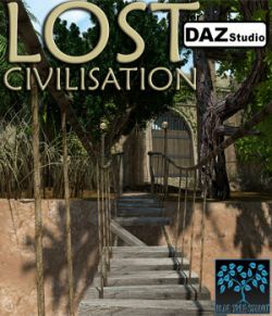 Lost Civilisation for Daz Studio