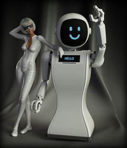 SAMMY - The companion robot