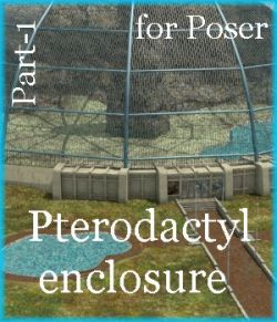 Pterodactyl Enclosure