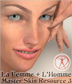 La Femme  and L'Homme - Master Skin Resource 3