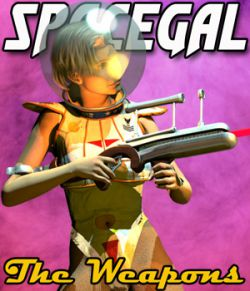 SpaceGal - The Weapons