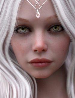Gwendolyn HD For Genesis 8 Female