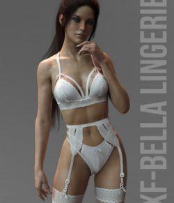 X-Fashion Bella Lingerie Genesis 8 Females